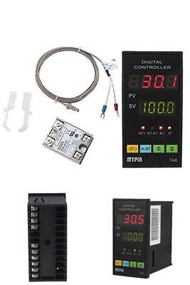 MYPIN® Universal Digital TA6-SNR PID Temperature Controller with Relay DIN 1/8 S
