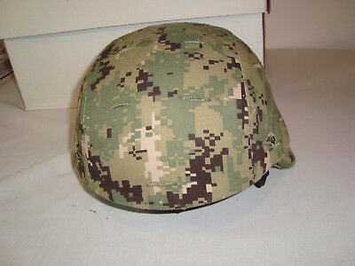 Us Military Issue Ach Advanced Combat Helmet Msa Large