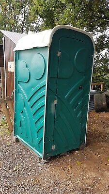 Portable Porta Toilet Loo For Builders And Site portaloo