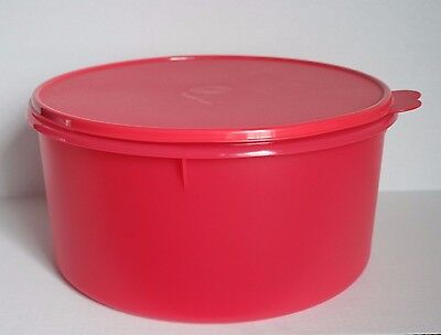 Tupperware Jumbo Round Storage Container Canister 10L NEW!!!!