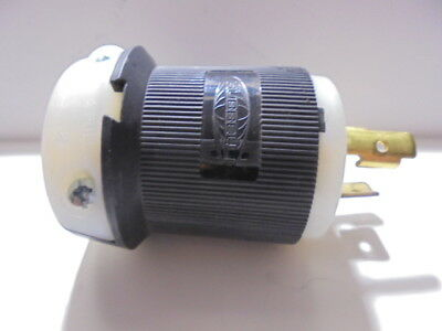 Replacement Hubbell 2311 20 Amp 125 Volt Twist-Lock Plug Hbl 2311