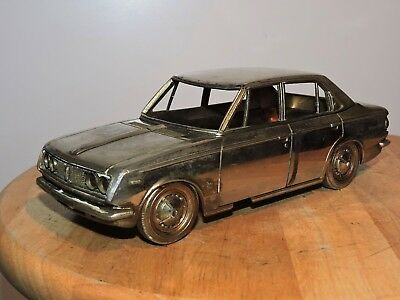 Vintage Toyota Corona Mark II Deluxe Factory Promo Cigarette Holder Toy Car