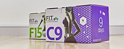 C9 FOREVER LIVING, NEW,  Clean 9, FAST FREE DELIVERY, LONG DATE weight loss diet