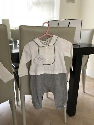 Emile Et Rose Sleep Suit 6 Months