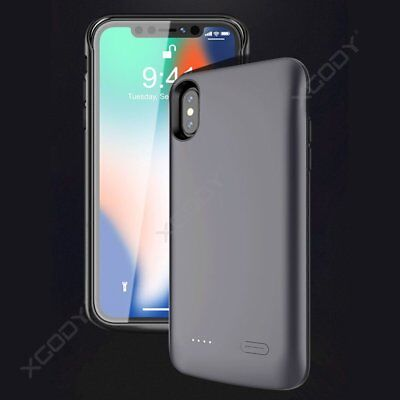 Power Charger Battery Case For iPhone Xs Max Battery Charging Power Bank Case