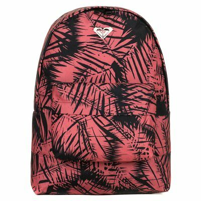 Roxy Sugar Simple Women's Backpack & Pencil Case Palm print Oxford