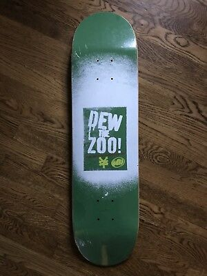 Rare Promotional Zoo York Mountain dew Skateboard 2003/2004