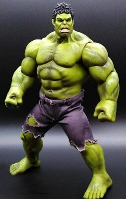 HULK Avengers Super Hero PVC Action Figure Toy Doll Collection Crazy Toys 26 cm