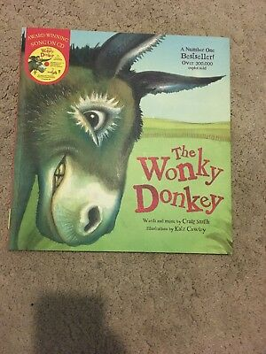 The Wonky Donkey Children's Book SEE DESCRIPTION