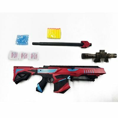 Barrett Nerf Gun Strike Dart Blaster Elite Toy Lot Cs Darts Vulcan Recon Fire To