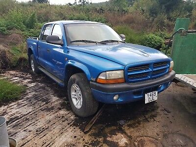 Dodge double cab spares or repair replacement engine supplied