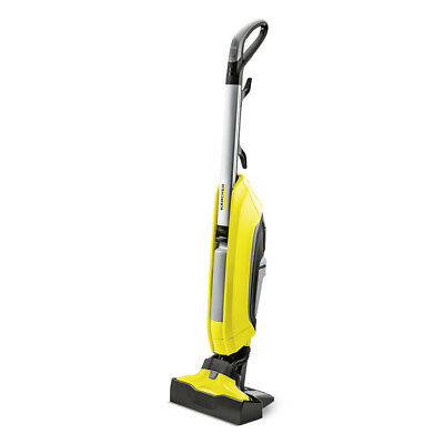 KARCHER FC5 hard floor cleaner WET AND DRY CLEANING IN ONE GO!!!!
