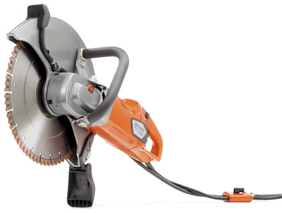 "Husqvarna K4000 14"" Electric Cut Off Saw - New in Box, No Blade - replaces K3000"