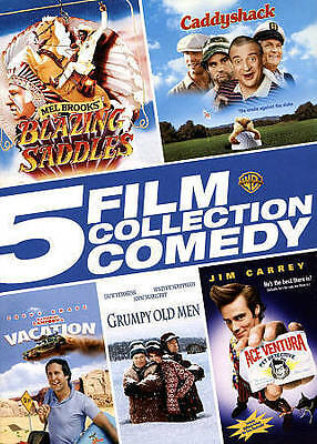 Best of Warner Bros 5 Film Collection Comedy, Good DVD, Various, Various