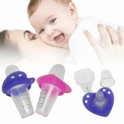 Newborn Baby Newborn Infant Pacifiers Liquid Medicine Dispenser Healing AidTT