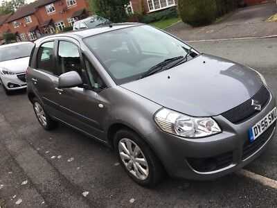 Suzuki SX4 GL 1.6 16v Spares or Repairs