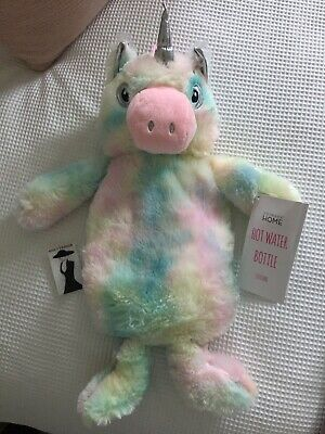Hot Water Bottle DISNEY STITCH _ EEYORE_ TOY STORY ALIEN_ UNICORN Primark