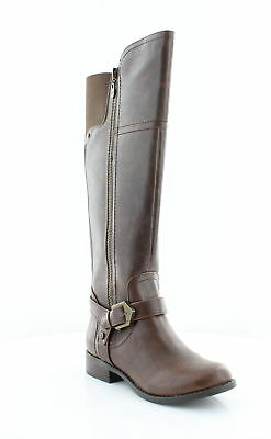 b26820ade47 SIZE 5.5 G By Guess Hailee Black Wide Calf Knee High Riding Boots ...
