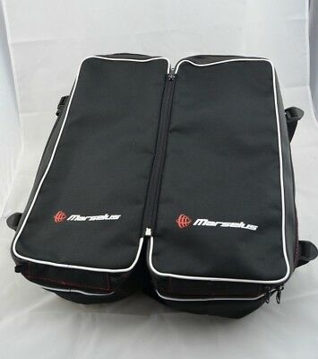 BMW 1200GS side panniers over top bag luggage storage expandable waterproof PAIR