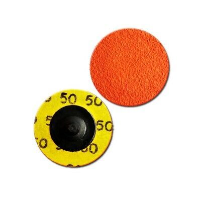 Cloth Quick-Change Disc 2In. 50 Grit NOR62320 Brand New!