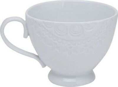 Rosanna Filigree White Mug