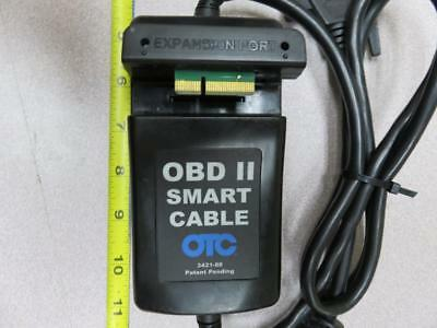 OTC Tools Nemisys 3421-88 Genisys OBD II Smart Cable GREAT USED CONDITION