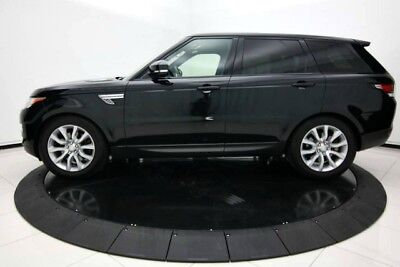 Land Rover Range Rover Sport  Comfort & Vision Package & Panoramic Roof