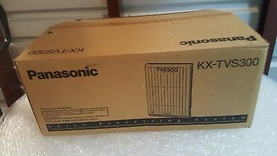 Panasonic KX-TVS300 Voice Processing System NEW IN THE BOX