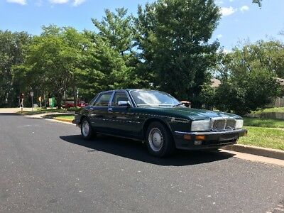 1993 Jaguar XJ6 Sovereign 1993 Jaguar XJ6 Classic AS IS Flood Damage For Parts AS-IS
