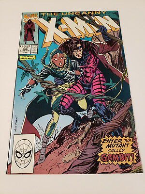 The Uncanny X-Men 266 First appearance of Gambit