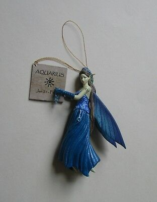 Aquarius  zodiac fairy by Jessica Galbreth
