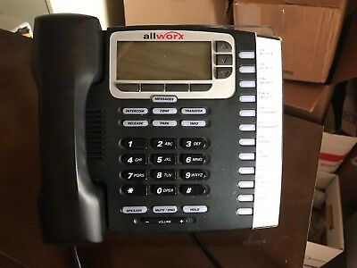 Allworx 9212L VoIP Display IP Phone - REDUCED PRICE