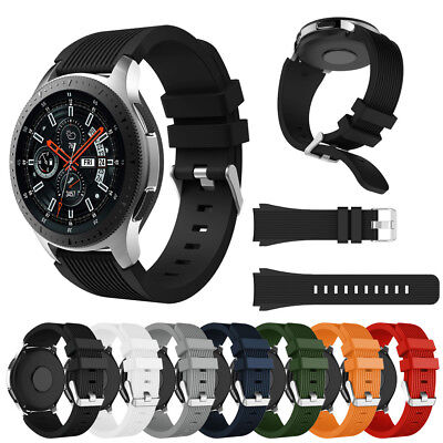 Silicone Watch Band Replacement Wrist Strap For Samsung Galaxy Watch 42/46mm Lot