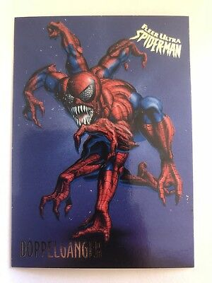1995 Fleer Ultra Spider-Man Marvel Card #20 Doppelganger