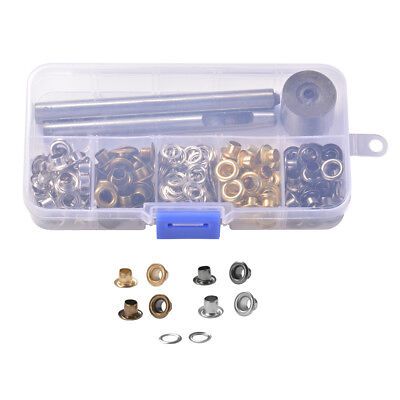 5mm Eyelets Grommets Washer Punch Tool for Leather Craft DIY Scrapbooking CR050