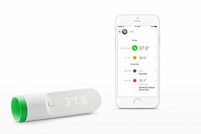 Nokia/Withings Thermo Smart Temporal Thermometer - Wifi - All ages