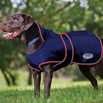 Weatherbeeta Windbreaker 420D Deluxe Showerproof Breathable Fleece Pet Dog Coat