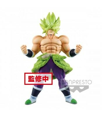 Dragon Ball Super Movie Broly Full Power Chokoku Buyuden Banpresto New