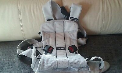porte bebe babybjorn one air