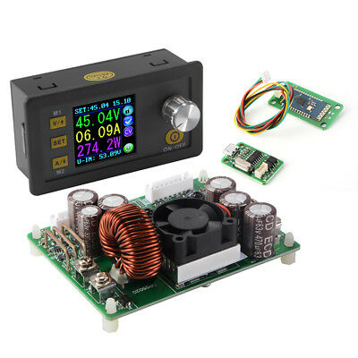 DPS5020 DC 50V 20A Adjustable Step-down Regulated Bluetooth Power Supply Module