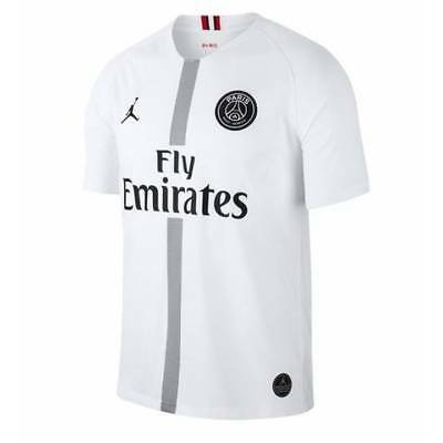 Jordan Paris Saint-Germain PSG Third Away Stadium Shirt 2018/19 - Mens
