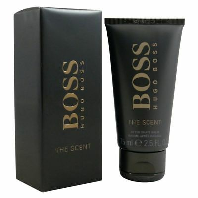 Hugo Boss Boss The Scent 75 ml Aftershave Balm After Shave Balsam AS