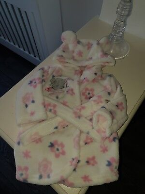 baby girl 3-6 months Dressing Gown