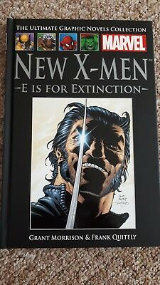 Marvel Ultimate Graphic Novels Collection#23 New X-Men: E Is For Extinction