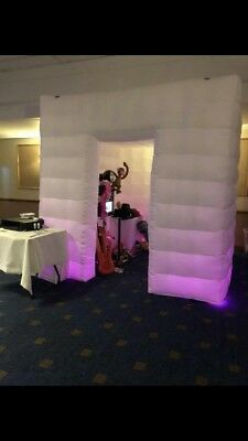 Photo Booth ready to use