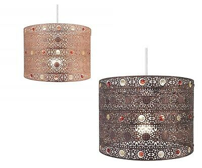 Gem Moroccan Style Chandelier Ceiling Light Shade Ing