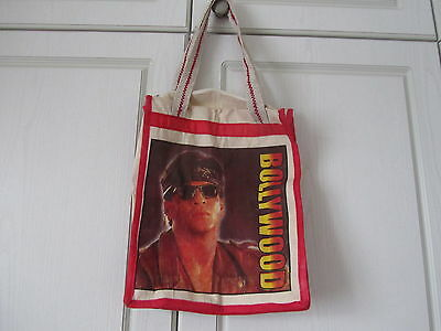 canvas bollywood bag
