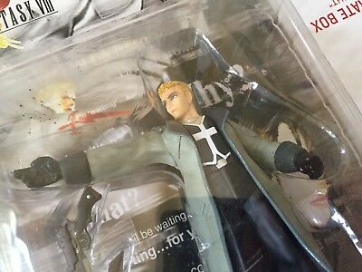 Final Fantasy VIII 8  Seifer Almasy Extra Soldier Figure, Bandai 1999