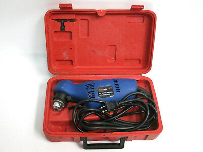 GRIP 50126 - 3/8-inch Electric Angle Drill with Jacobs Chuck in Hard Case