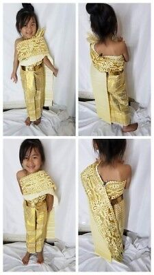 Kids Thai Outfit